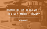 commercial point of use water market germany