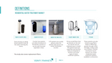india residential water purifiers  market report