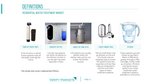 australia residential water treatment market report