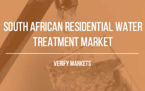 2015 SOUTH AFRICAN RESIDENTIAL WATER TREATMENT MARKET