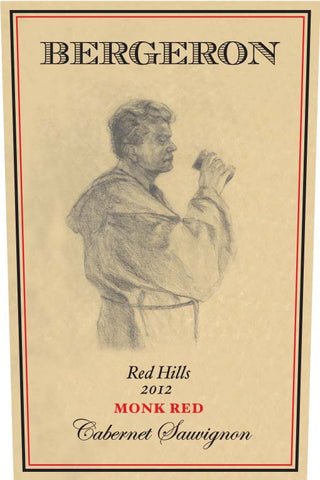 2012 Red Hills 'Monk Red' Cabernet Sauvignon