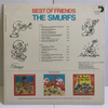 The Smurfs Best Of Friends 1982 Vinyl LP ARI 1027 Sessions Records Children's Near Mint