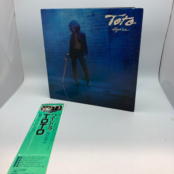 Toto Hydra VG+ Japan Import 1979 Press LP Vinyl