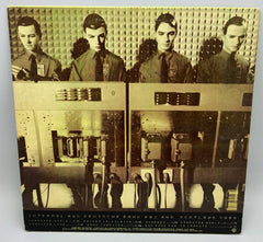 Kraftwerk Computer World 1981 US Press Electronic VG+ LP Vinyl