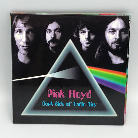 Pink Floyd ‎Dark Side Of Radio City Music Hall 3/17/73 2x CD Live Paris 1968