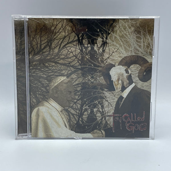 Toy Called God Self Titled Rare CD 2012 Power Heavy Metal Pantera