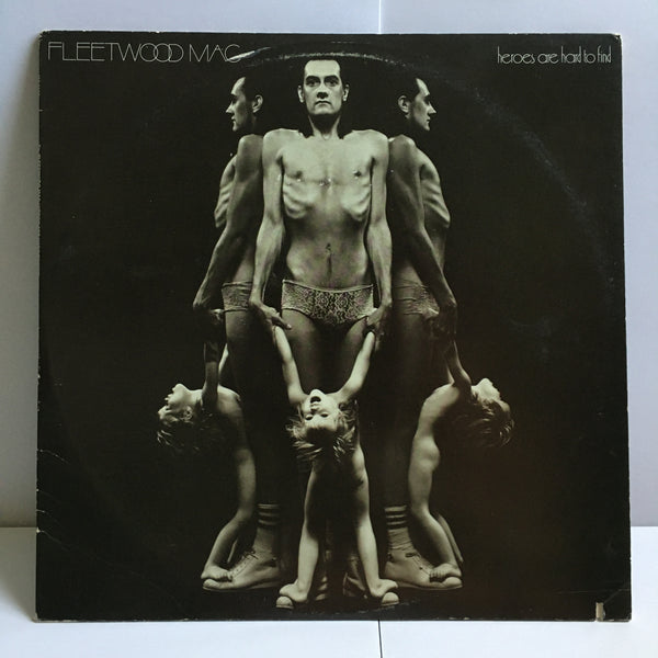 Fleetwood Mac Heroes Are Hard To Find 1974 Vinyl LP MS 2196
