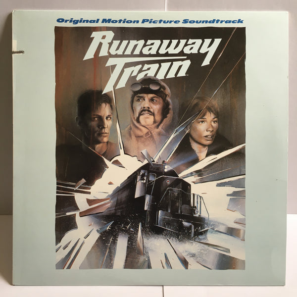 Runaway Train Original 1986 Soundtrack Vinyl LP VG+/VG
