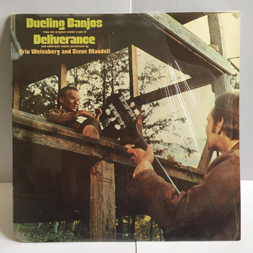 Dueling Banjos from the original Soundtrack Deliverance VG/VG+ Vinyl LP