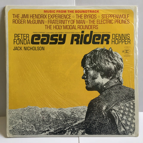Easy Rider Soundtrack Canadian Import Near Mint in shrink 2026