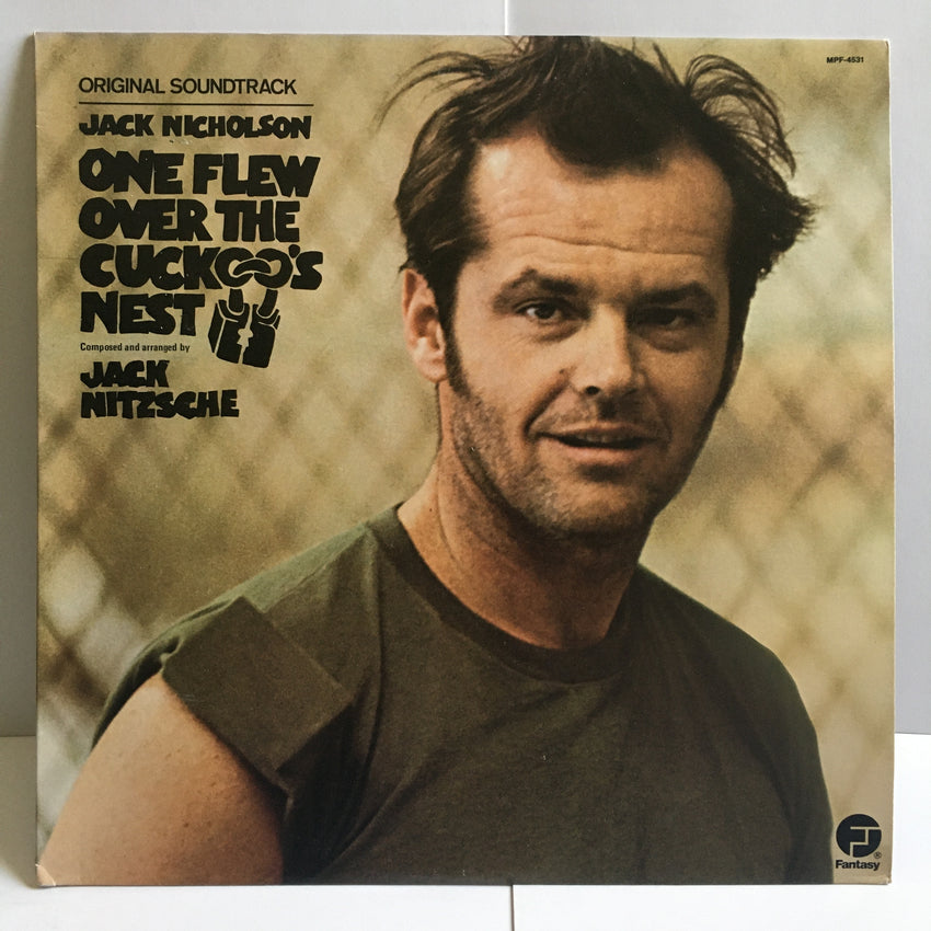 One Flew Over The Cuckoos Nest Original Soundtrack Vinyl LP Near Mint MPF-4531