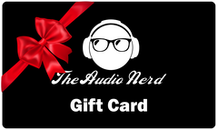 The Audio Nerd Gift Card