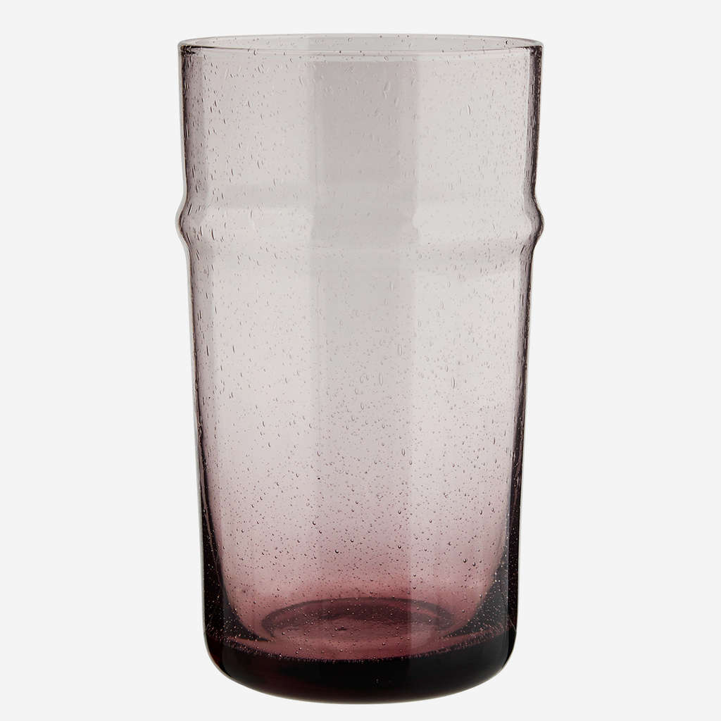 Drinking Glass - Purple