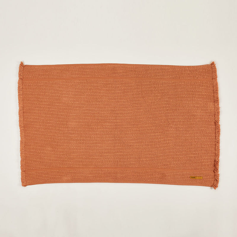 Vintage Wash Tobacco Towel Range