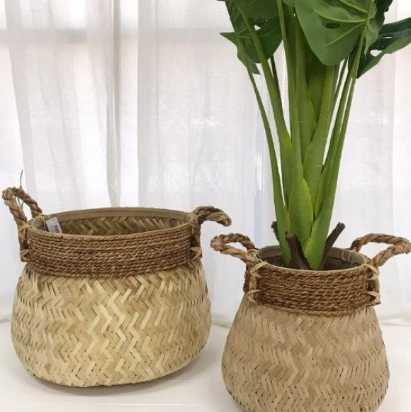 Marc Harvest Baskets - Natural