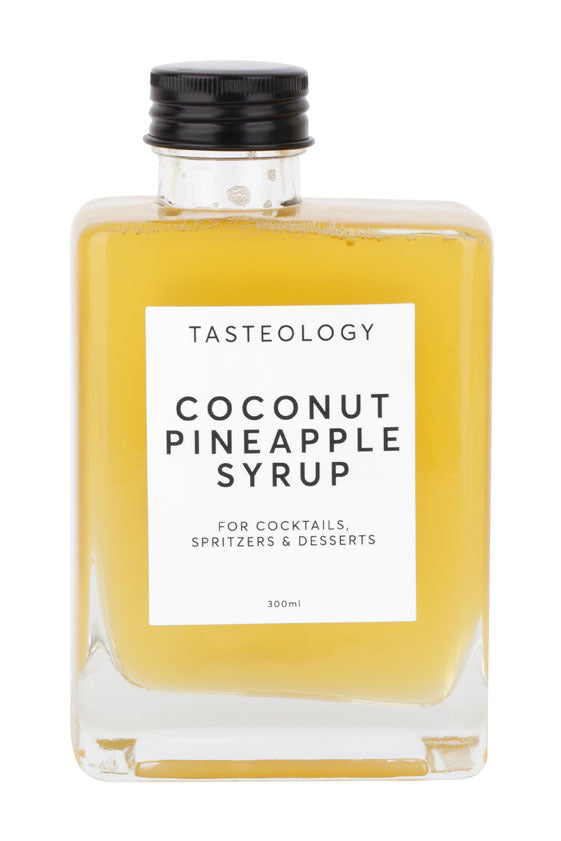 Coconut & Pineapple Syrup