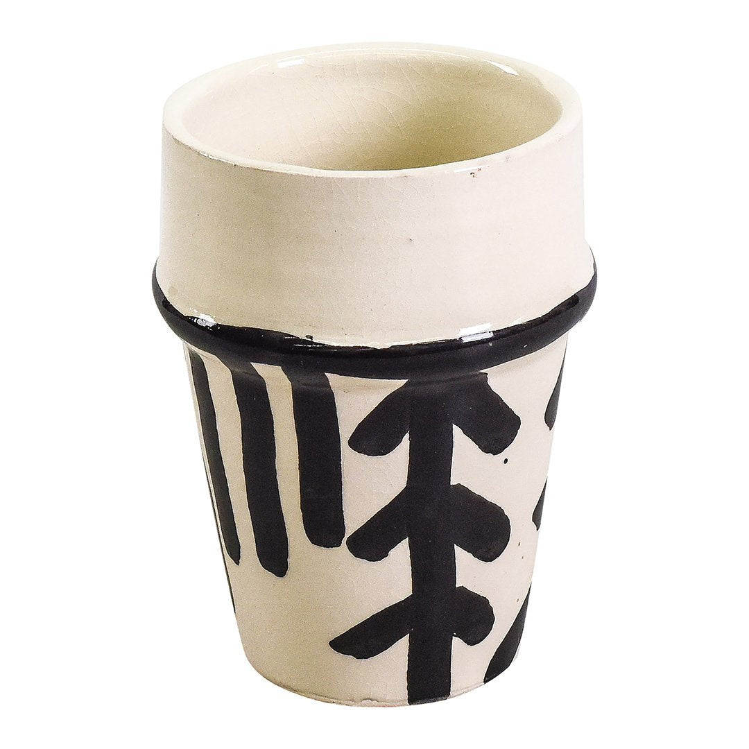 Pottery - Luna Collection - Cup Onyx