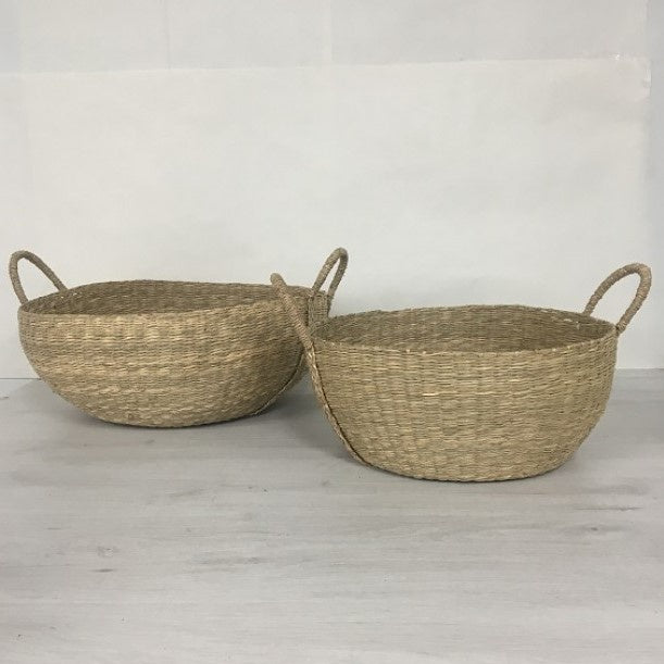 Bowl Baskets with Handles
