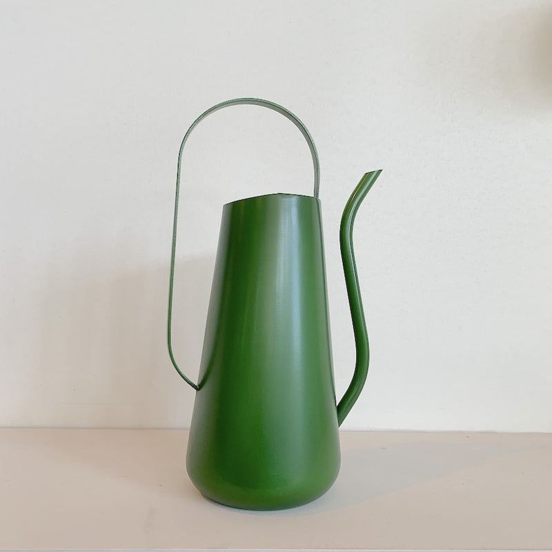 Lale Watering Can - Olive Green