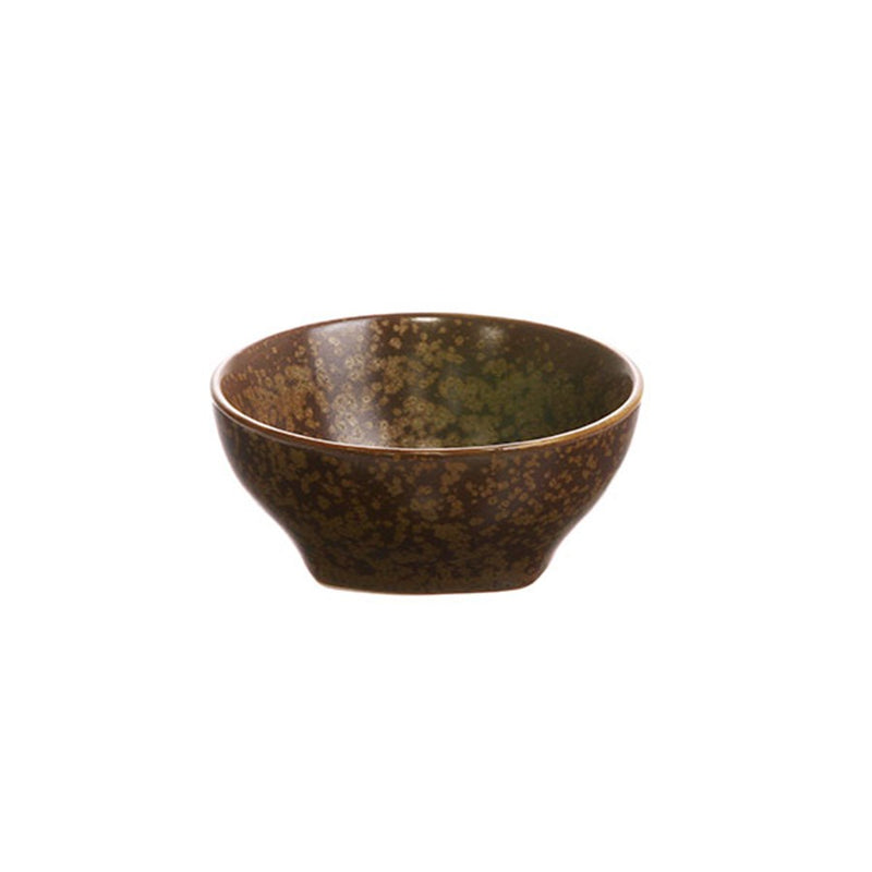 Kyoto Ceramics: brown bowl