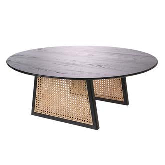 Webbing Coffee Table - Black
