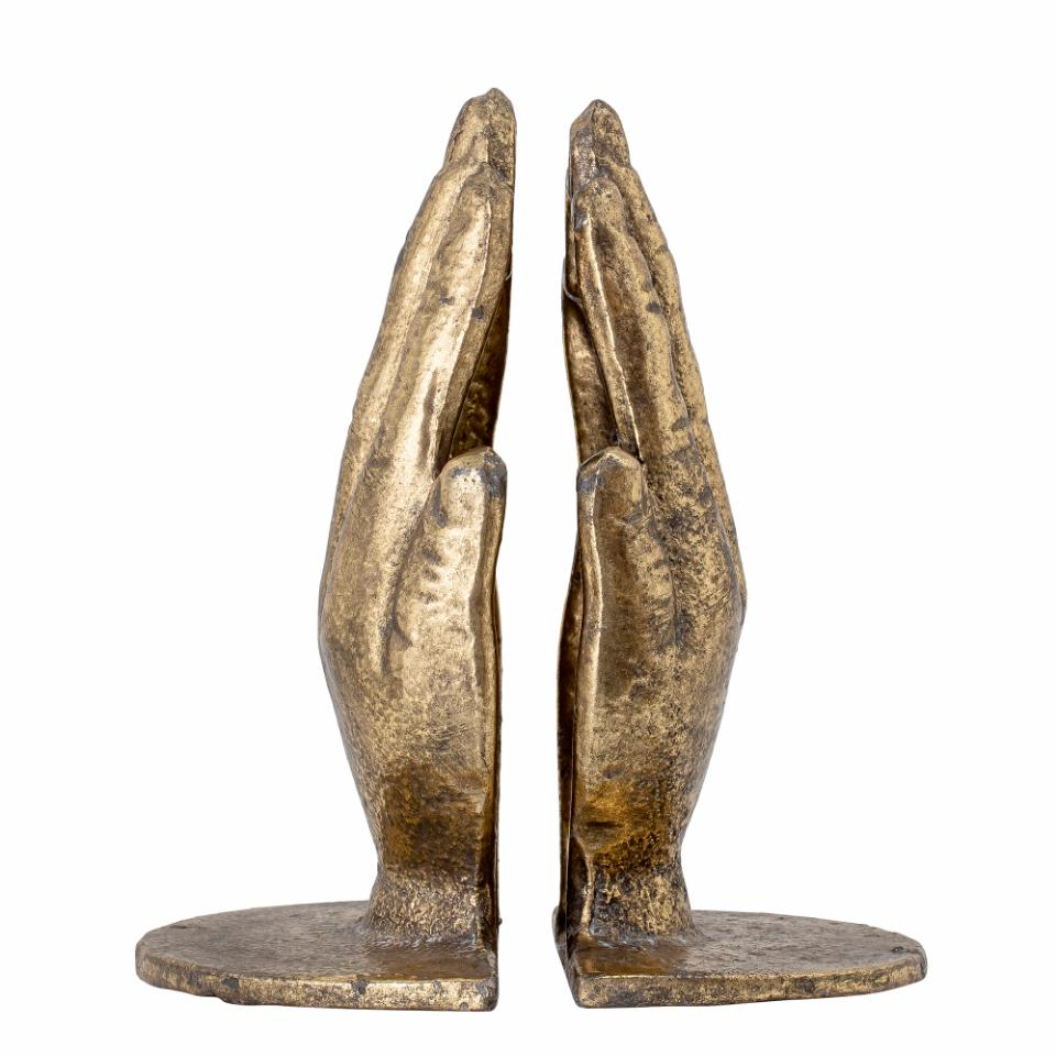 Anders Book Ends - Brass