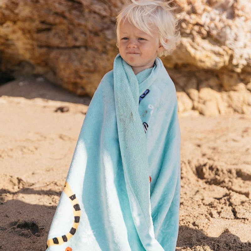 Buccaneer Kids Beach Towel