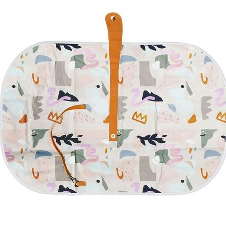 Travel Baby Change Mat - The Impressionist