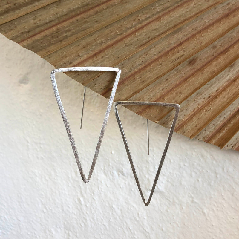 Clea Earrings - Silver