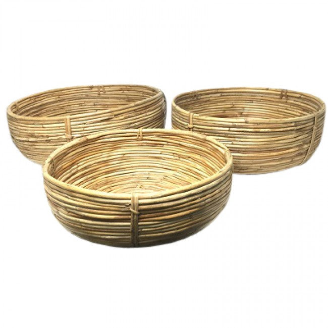 Balah Round Bowls - Set of 3