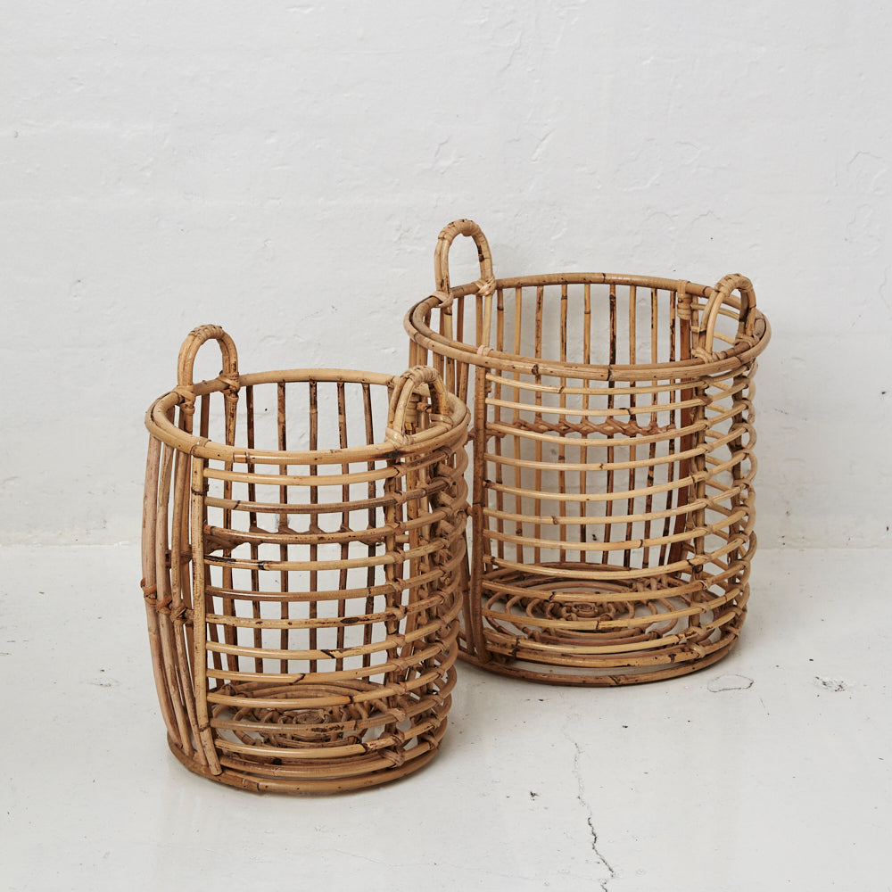 Elei Rattan Baskets