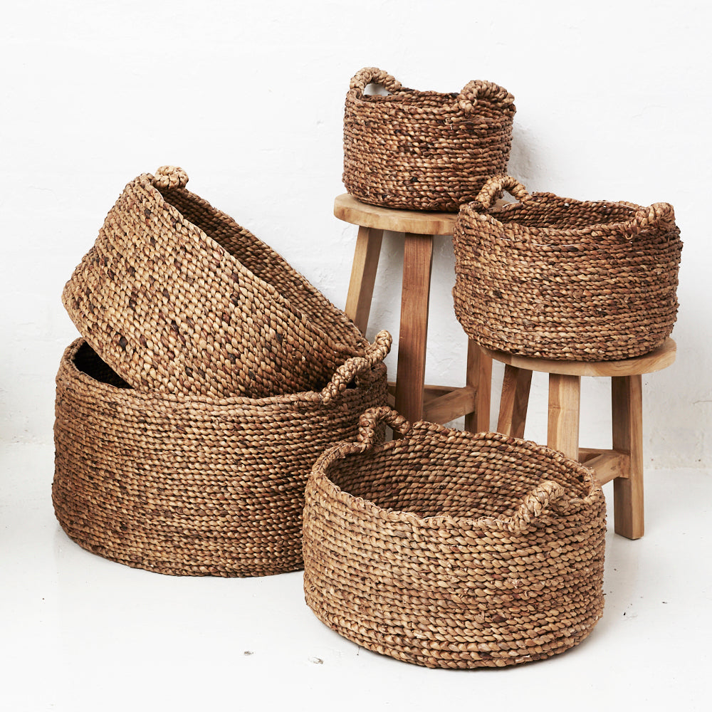 Elva Lowline Basket - Natural