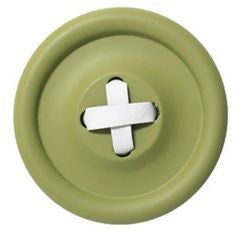 Button Hook L Moss Green