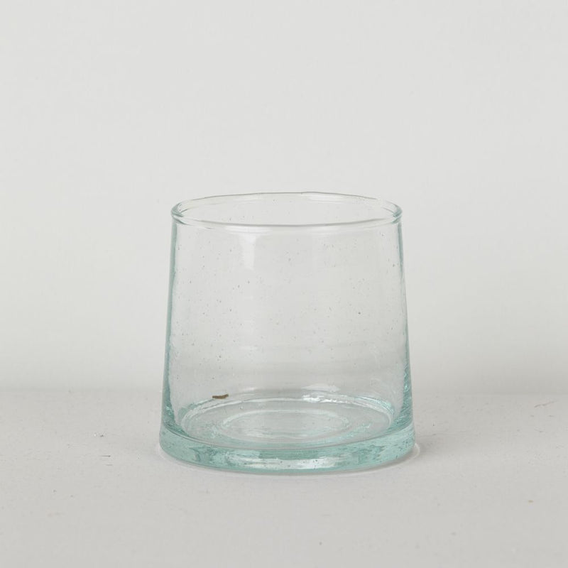 Handblown Moroccan Glass Cup