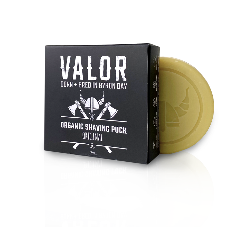 Shaving Soap Puck - Original