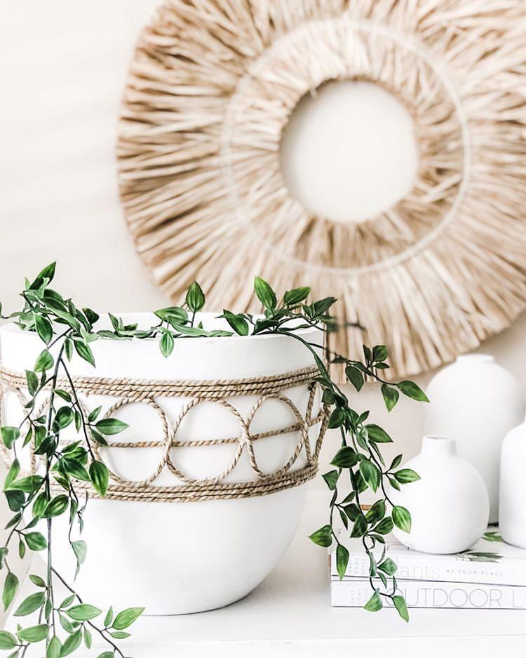 Seagrass Pot