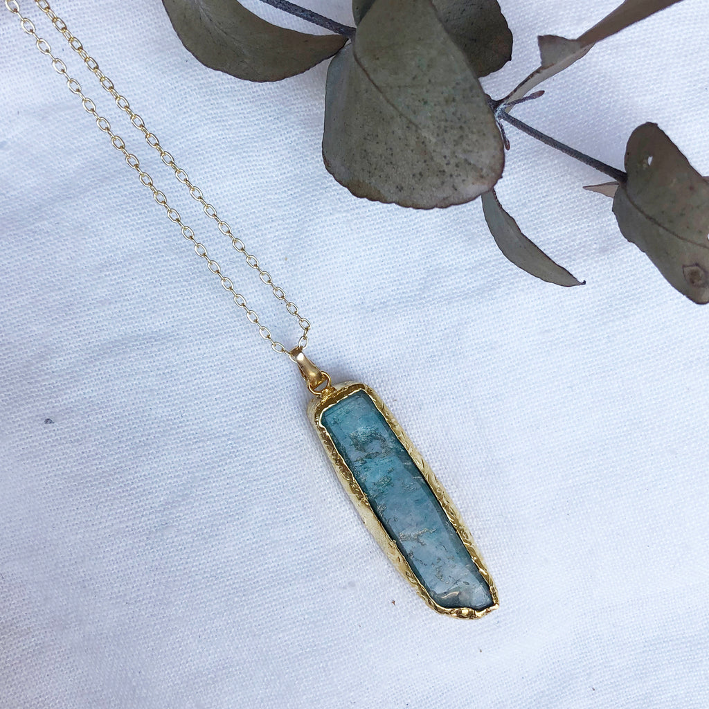 Sofi Stone Necklace