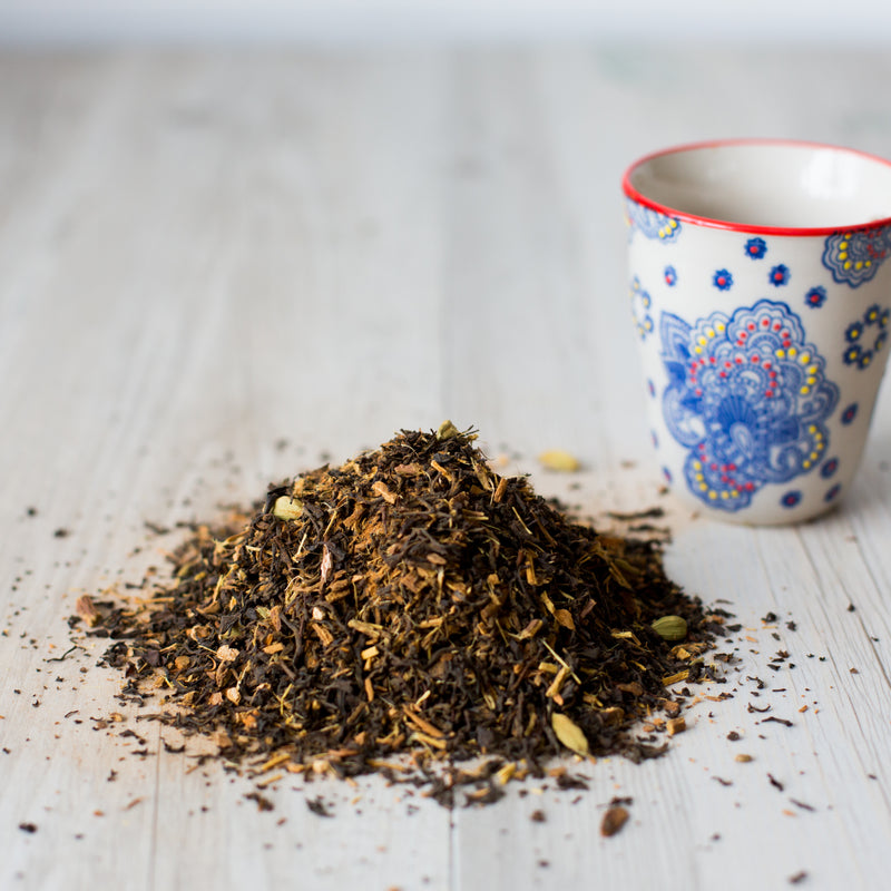 Spicy Chai Organic Tea