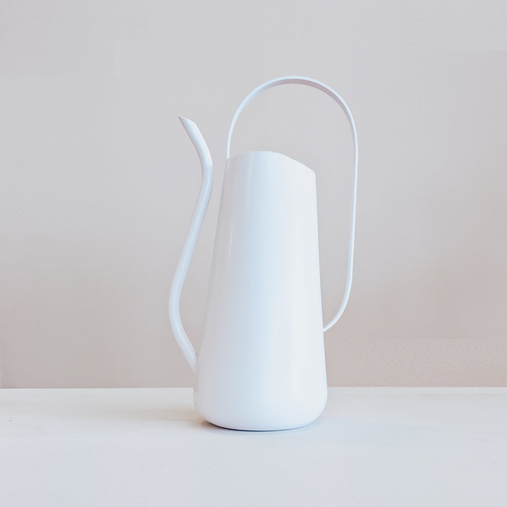 Lale Watering Can - White