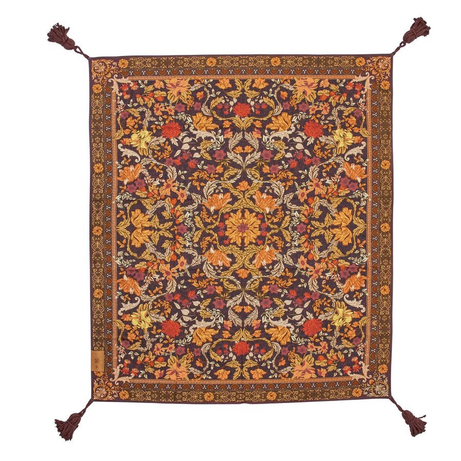 Spice Forest Picnic Rug