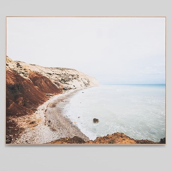 Aphrodites Cove Canvas