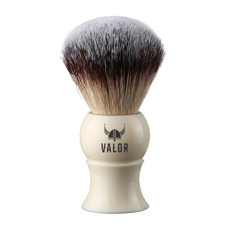 Cream Shave Brush (Vegan)
