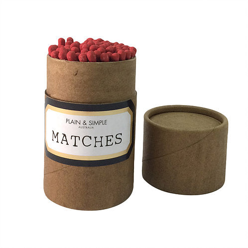 Matches Cylinder