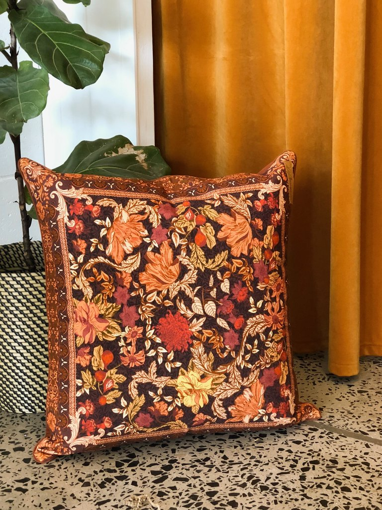 Spice Forest Cushion Cover