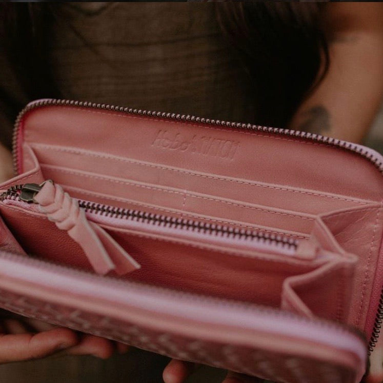 Keely Wallet - Blush
