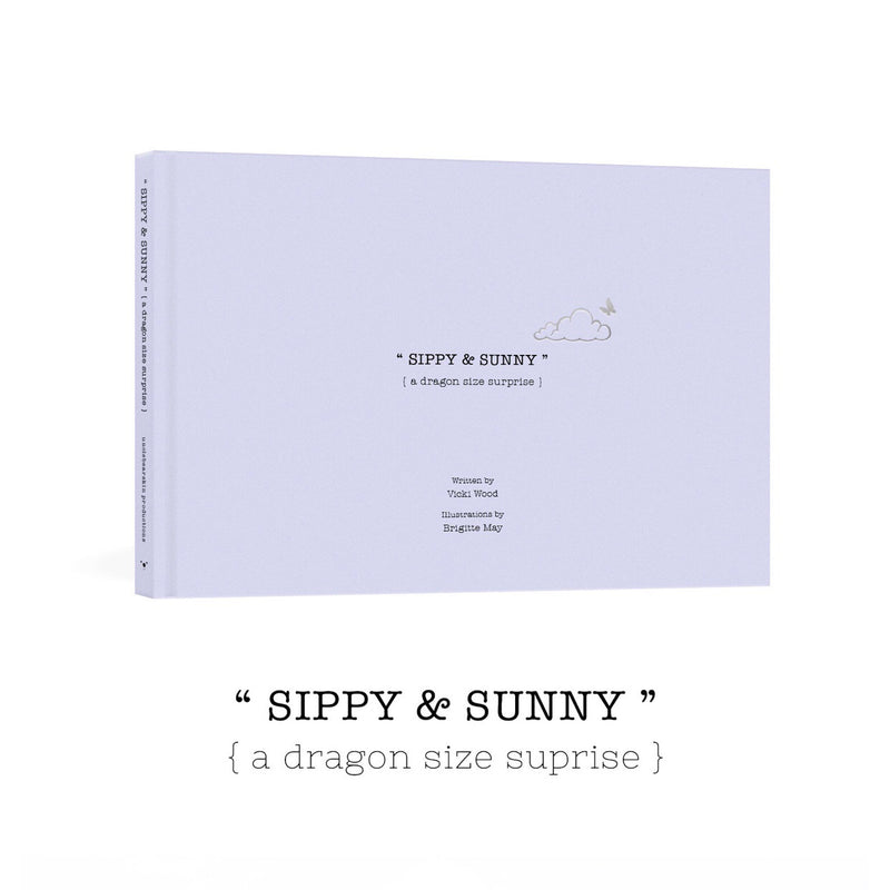 SIPPY & SUNNY { a dragon size surprise }