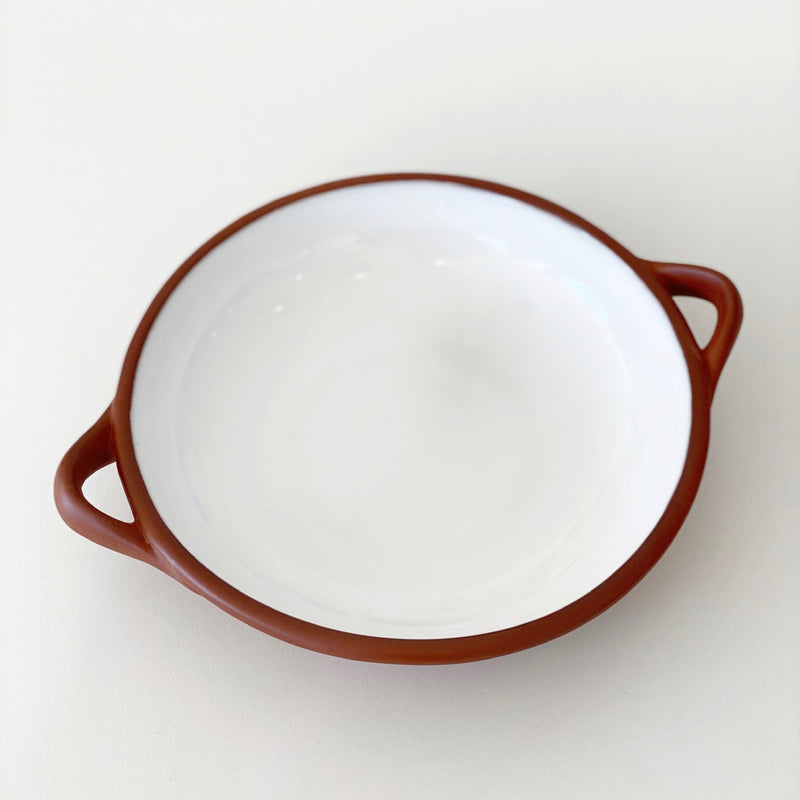 Terra Tapas Handled Bowl - Large