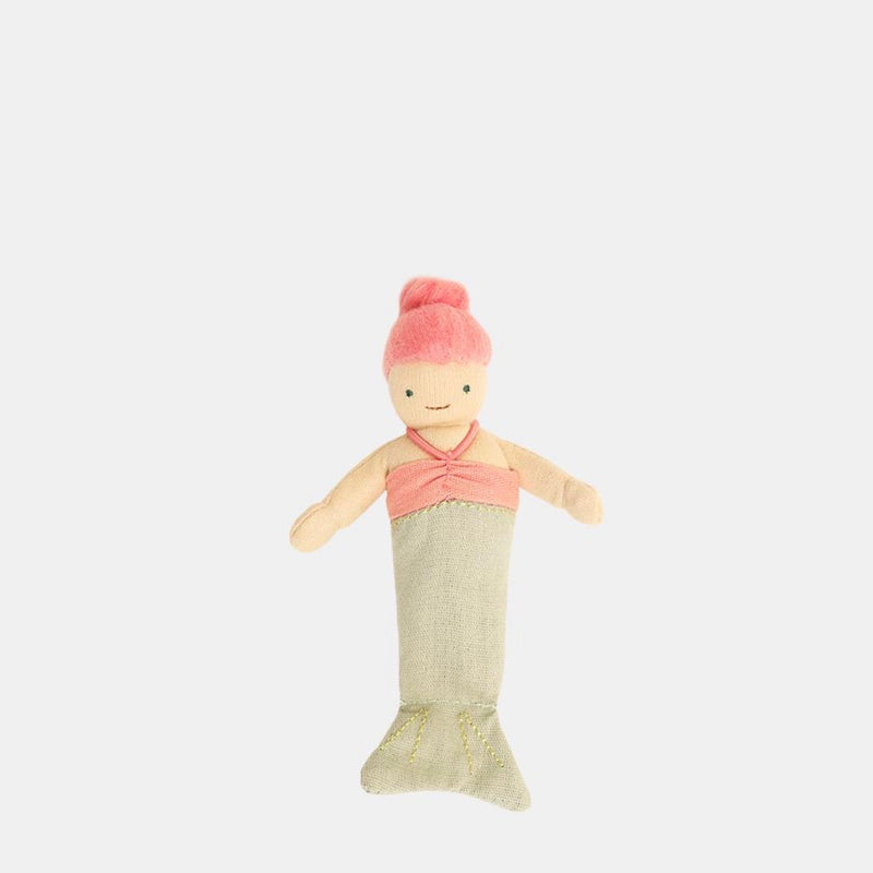 Holdie Folk Mermaid - Coral