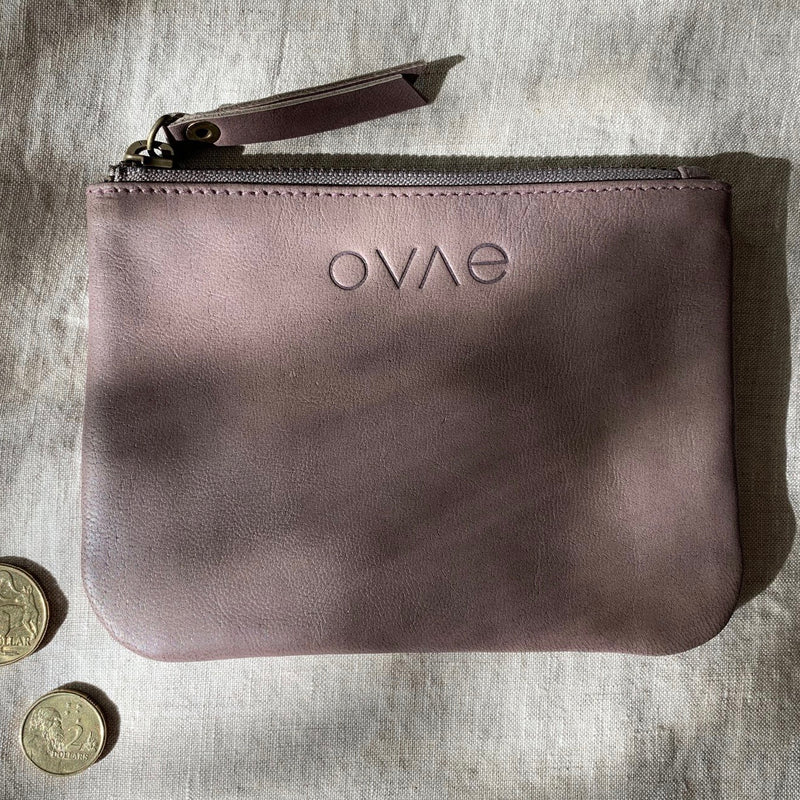 Coin Purse - Mulberry
