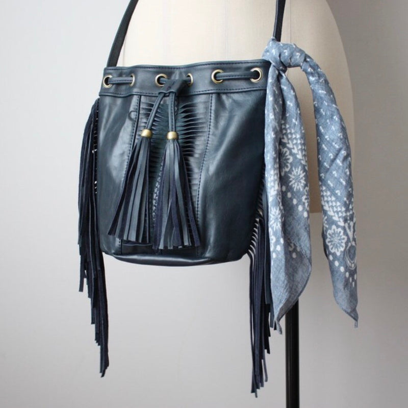 Adelaide Saddle Bag - Peacock